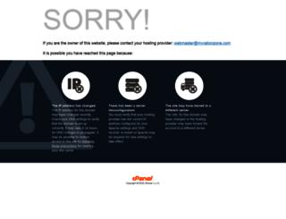 myrationzone.com screenshot