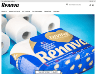 myrenova.com screenshot