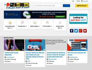 myrentbd.com screenshot