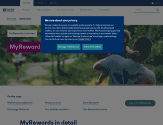 myrewards.rbs.co.uk screenshot