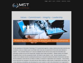 myriadglobaltechnologies.com screenshot