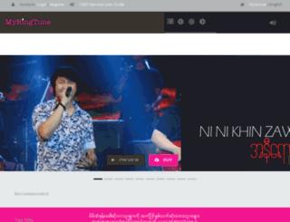 myringtuneonline.com.mm screenshot