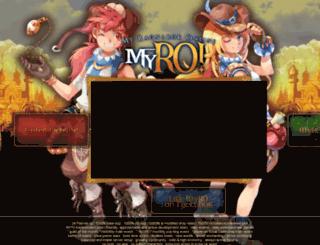 myro.ph screenshot