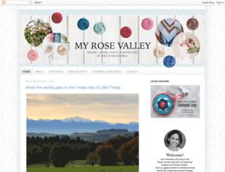 myrosevalley.blogspot.ch screenshot