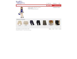 myrtle6.ecrater.com screenshot