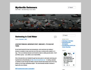 myrtlevilleswimmers.com screenshot