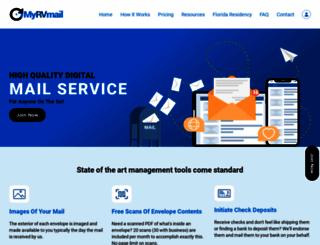 myrvmail.com screenshot