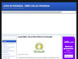 myrwandajobs.blogspot.com screenshot