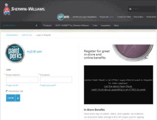 mys-w.com screenshot