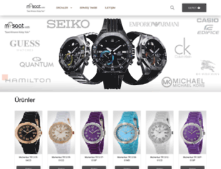 mysaat.com screenshot