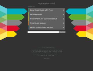 mysafalbum7.com screenshot