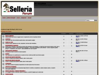 myselleriaforum.forumattivo.com screenshot