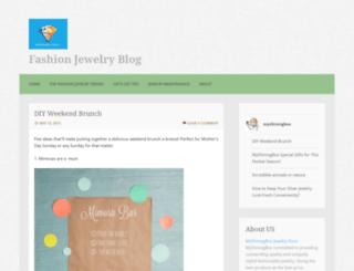 myshiningbox.wordpress.com screenshot