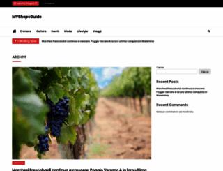myshopsguide.com screenshot
