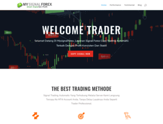 mysignalforex.com screenshot
