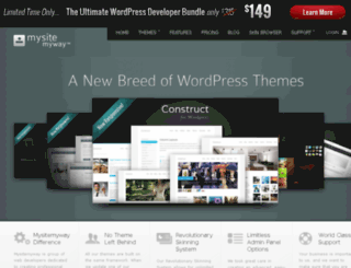mysitemyway.com screenshot