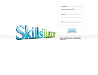 myskillstutor.com screenshot
