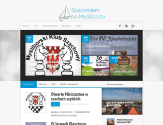 mysliborz.info.pl screenshot