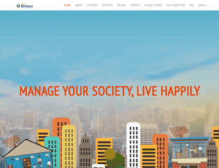 mysociety.org.in screenshot