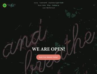 myspa.ca screenshot