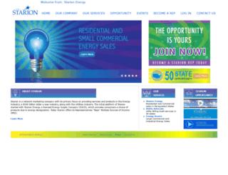 mystarion.com screenshot