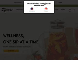 mysteepedtea.com screenshot