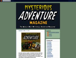 mysterious-adventure.blogspot.com screenshot