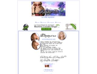 mysterious-life.forumactif.net screenshot