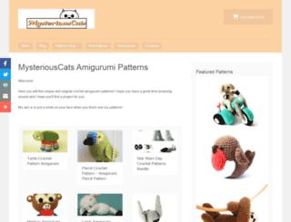 mysteriouscats.com screenshot