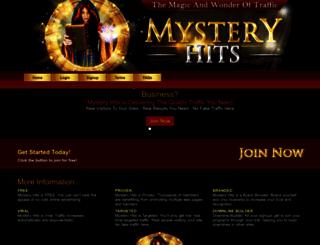 mysteryhits.com screenshot