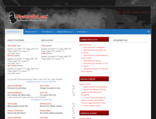 mysterynet.com screenshot
