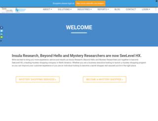 mysteryresearchers.com screenshot