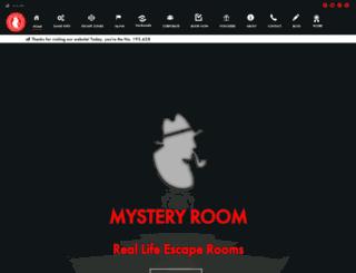 mysteryroomonline.com screenshot