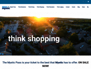 mystic.org screenshot