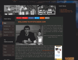 mysticseer.com screenshot