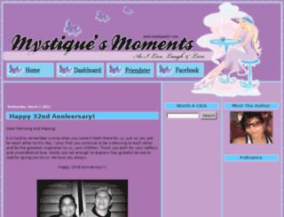 mystique21.com screenshot