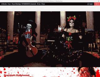 mystiquecostumes.com screenshot