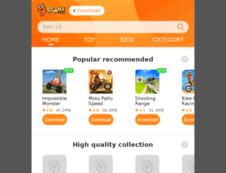 mytalkingtom.9game.com screenshot