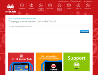 myteach360.com screenshot