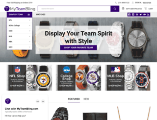 myteambling.com screenshot