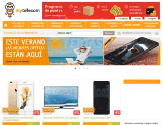 mytelecom.es screenshot