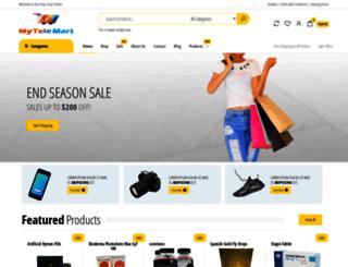 mytelemart.com screenshot