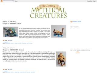 mythcritters.blogspot.com screenshot