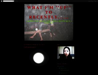 mythoughtsalwayschange.blogspot.com screenshot