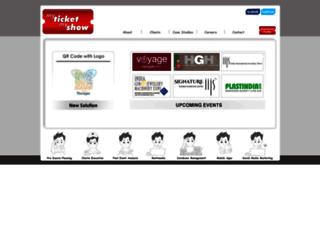 myticketmyshow.com screenshot