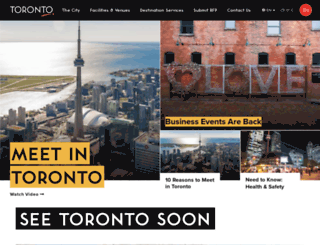 mytorontomeeting.com screenshot