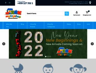mytoyshop.com.sg screenshot