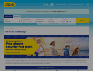 mytravel.com screenshot
