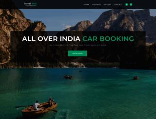 mytravelwell.com screenshot