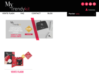 mytrendykit.com screenshot